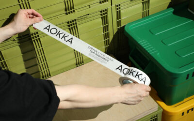 Brand Identity & Packaging for AOKKA by Low KeyThe founder…
